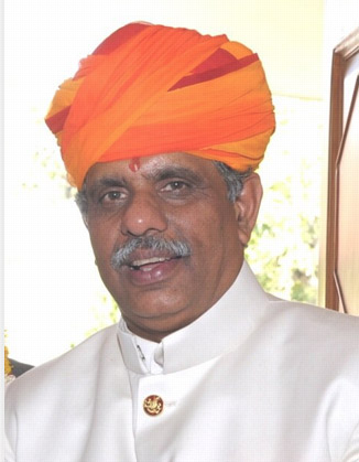 Gajendra Singh Minister of Energy