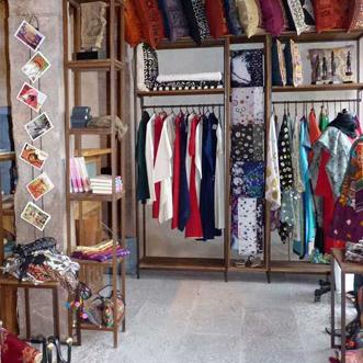 Boutique Souvenir Shop