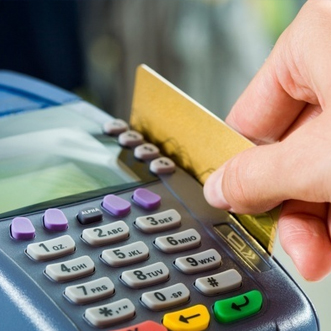 Acceptance of all major Credit Cards